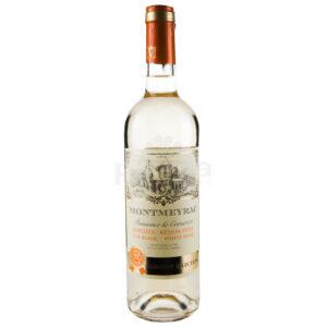Montmeyrae Sweet White 75cl (6 Bottles)