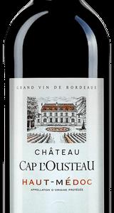 Chateau Cap L'Ousteau, 2015 Haut-Medoc 75cl (6 Bottles)