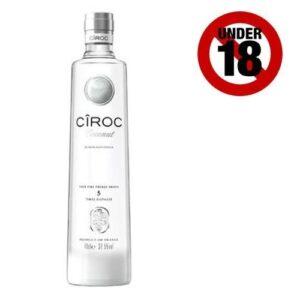 Ciroc Vodka Coconut 1litre (1 Bottle)