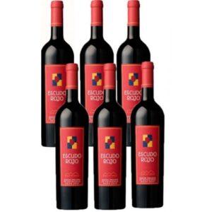 Escudo Rojo Red 75cl (1 Bottle)