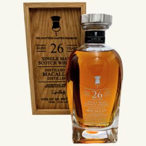 Macalan 26yrs (1 Bottle)