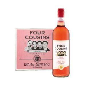 Four Cousins Rose (12 Bottles)