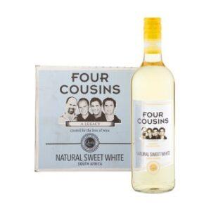 Four Cousins White (12 Bottles)