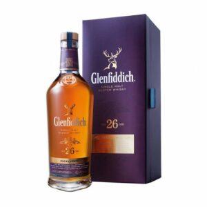 Glenfidich 26yrs (A Bottles)