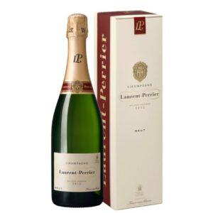Laurent Perrier Brut champagne ( 1Bottle)