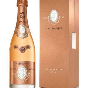 Loui's Roederer Cristal Rose ( 1 Bottle)