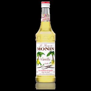 Monin Vanilla Syrup 70cl (6 Bottles)