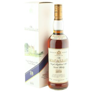 Macalan whiskey15yrs