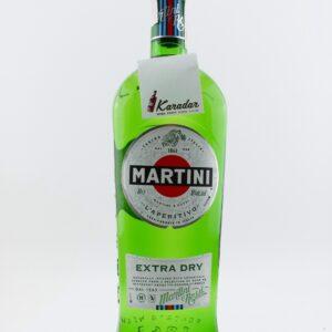 Martini Xtra Dry 1litre  (1Bottle)