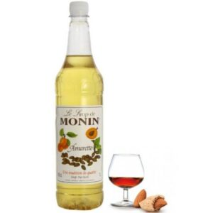Monin Amorelto Syrup 70cl (6 Bottles)