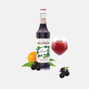 Monin Strawberry Syrup 70cl ( 6 Bottles)
