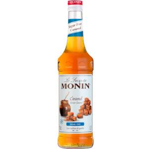 Monin Caramel Syrup 70cl (6Bottles)