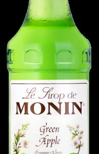 Monin Green mint Syrup 70cl (6 Bottles)