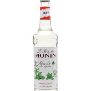Monin Mujito Mint Syrup 70cl (1 Bottle)