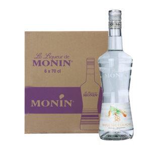 Monin Triple Sec Liqueur 70cl (6 Bottles)