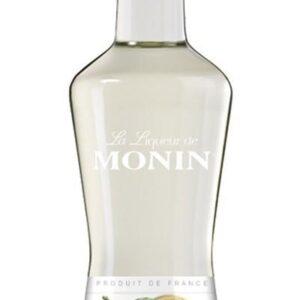 Monin White Cacao Liqueur 70cl (6 Bottles)