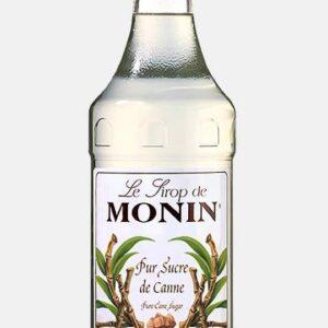 Monin sugar Cane Syrup 70cl (6 Bottles)