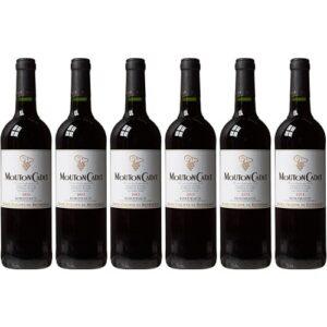Mouton Cadet Red (6 Bottles)