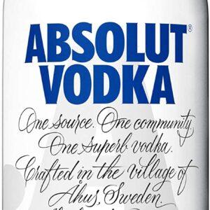 Absolute Blue 1litre (1 Bottle)
