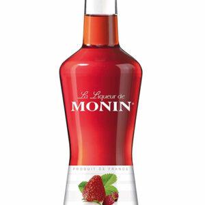 Monin Strawberry Liqueur 70cl (6 Bottles)