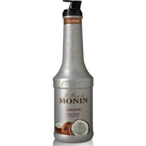Monin Coconut Puree 70cl (1Bottle)