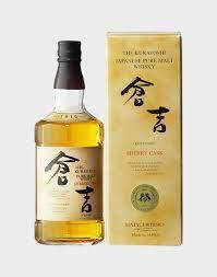KURAYOSHI PURE MALT WHISKY SHERRY CASK(1 BTLE)