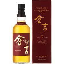 KURAYOSHI PURE MALT WHISKY AGED 12YRS (1BTLE)