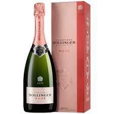 Bollinger champagne rose(1 btle)
