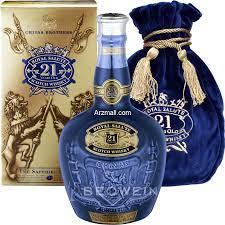 Chivas Regal 21yrs..Royal Salute(1Btle)