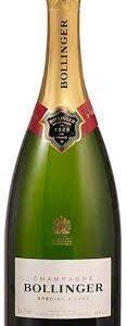 Bollinger Special cuvee brut champane(1Btle)